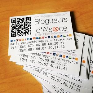 Blogueurs d'Alsace, une équipe de blogueurs professionnels pour vous aider à communiquer sur Internet et les réseaux sociaux.