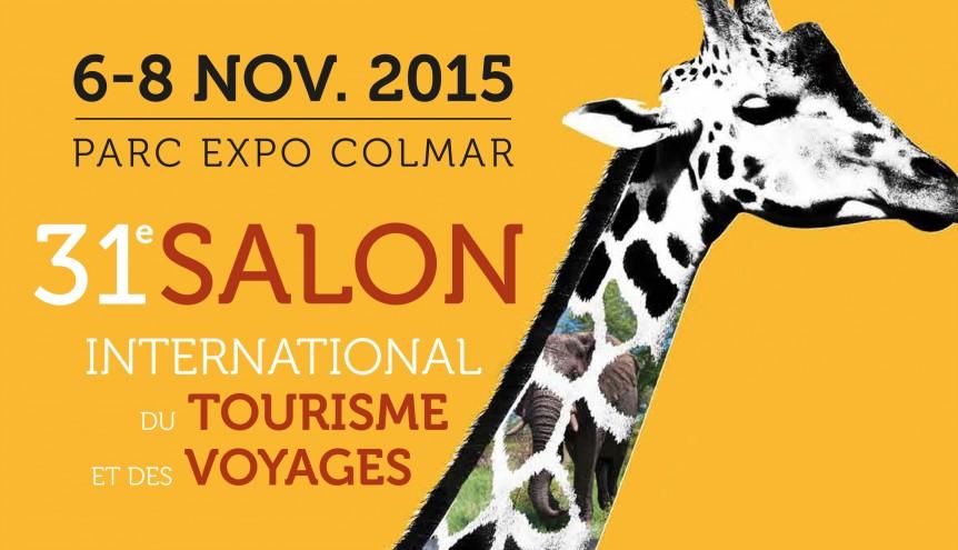Salon international du tourisme et des voyages de colmar du 6 au 8 novembre sitvcolmar - Salon international du tourisme rennes ...