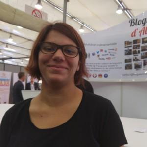 Anne-Sophie, blogueuse de Strasbourg et environs