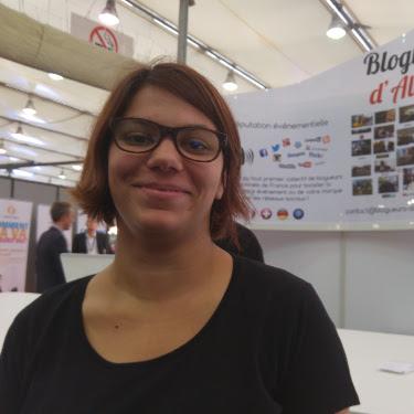 Anne-Sophie, blogueuse à Strasbourg et environs