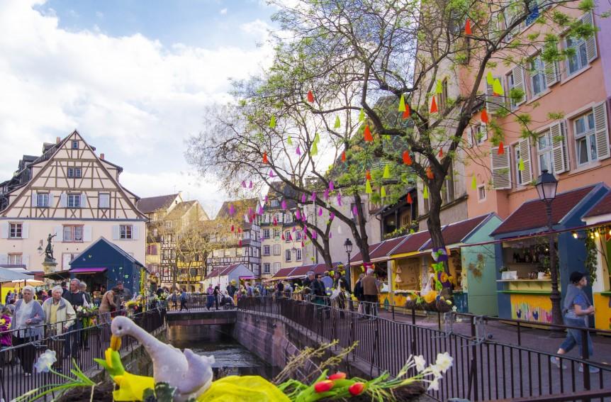 Colmar Fête le Printemps, Festival Musique et Culture de Colmar