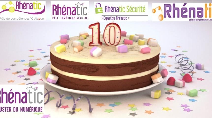 10ans ans de Rhénatic