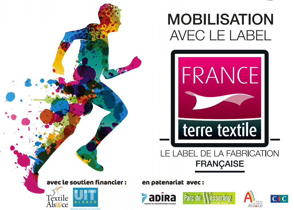 mobilisation France terre textile