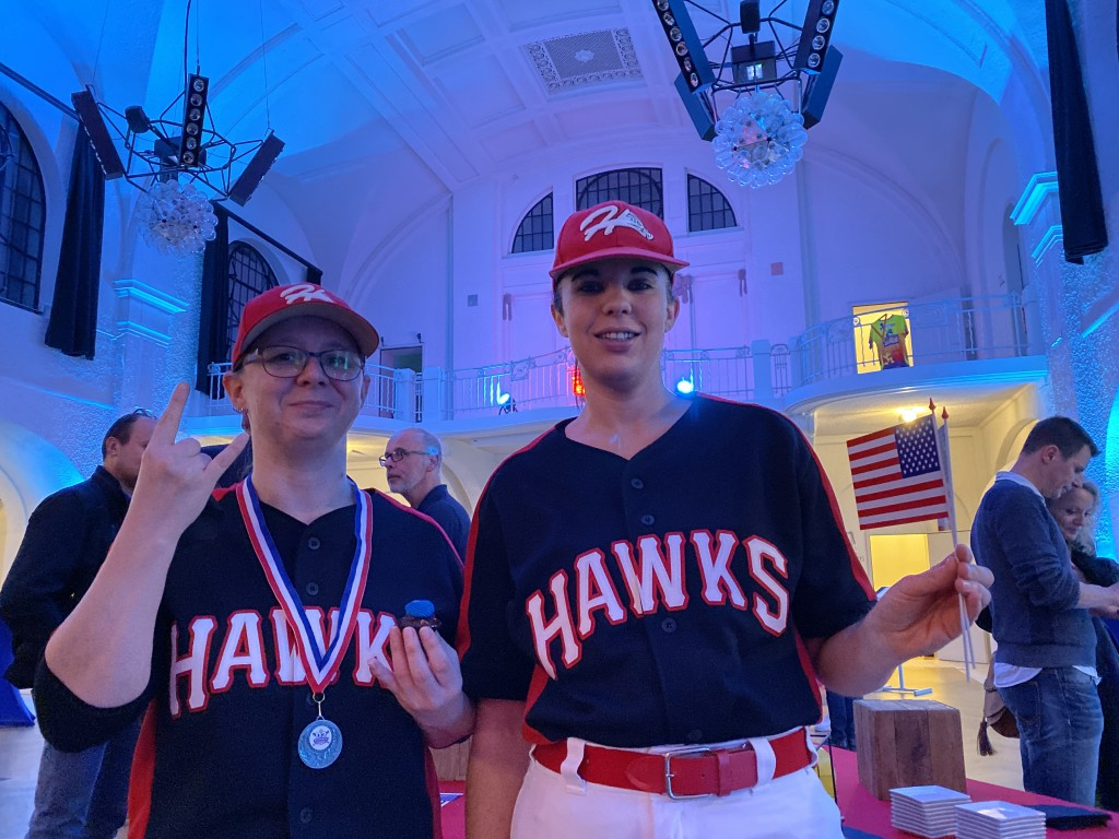 SR Colmar Baseball Hawks