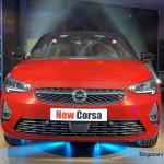 Lancement de l'Opel Corsa en Alsace