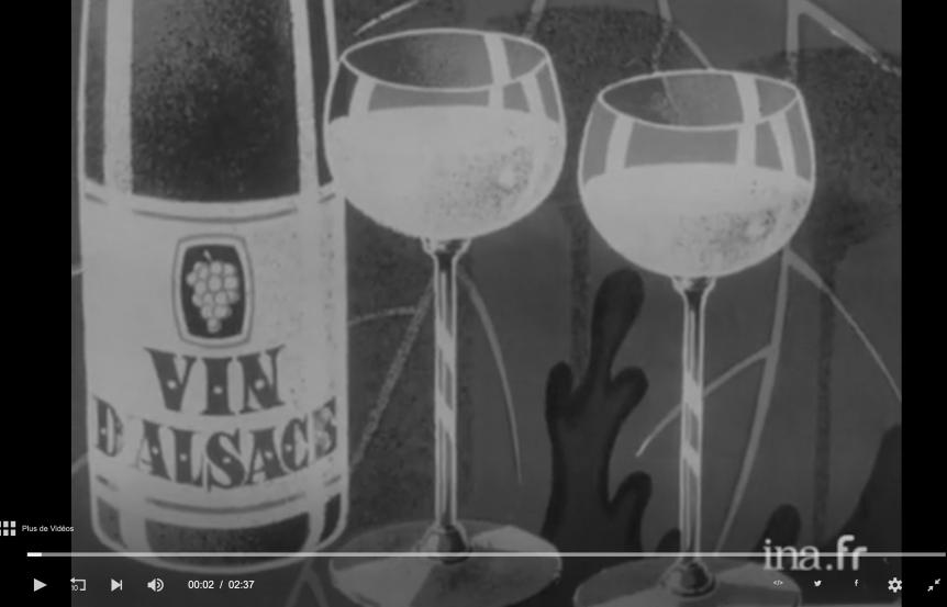 video- foire-aux-vins-1963-1964