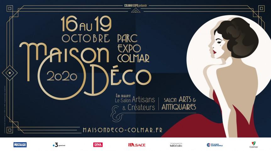 Salon Maison Décoration Colmar 2020
